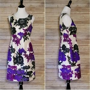 Eliza J  Floral Dress | Size 8